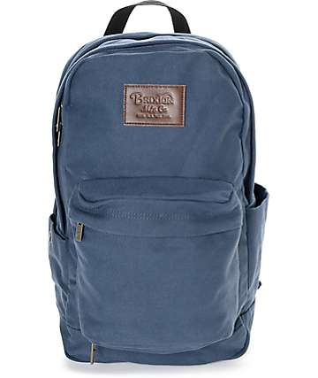 Brixton Basin Slate Blue 25L Backpack