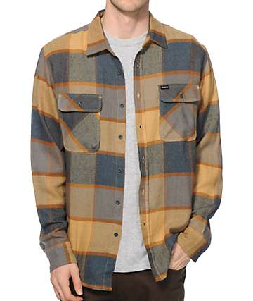 Brixton Bowery Flannel
