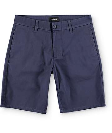 Brixton Carter Slack Chino Shorts