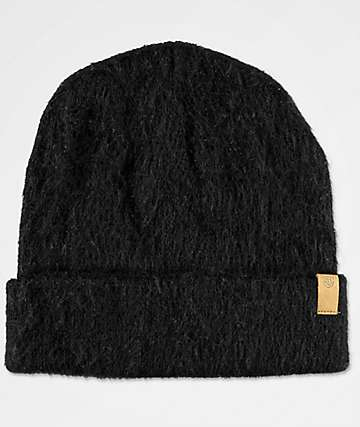 Brixton Elena Black Beanie