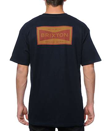 Brixton Fuel T-Shirt