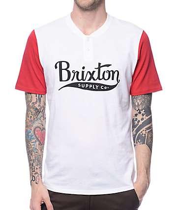 Brixton Gomez Henley Knit T-Shirt