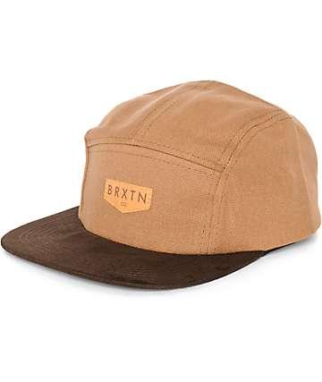Brixton Haft 5 Panel Hat
