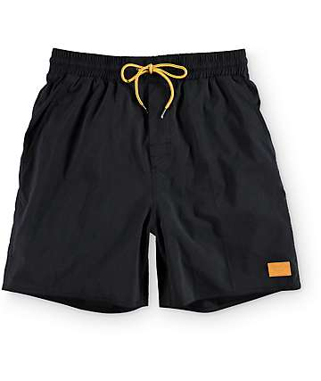 Brixton Havana Black Board Shorts