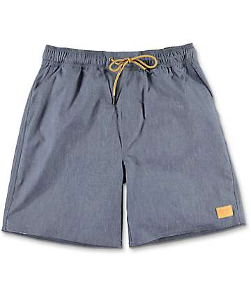 Brixton Havana Navy Board Shorts