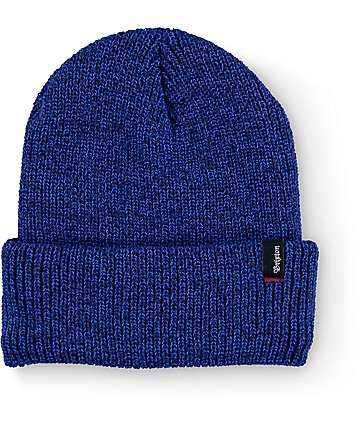 Brixton Heist Royal Blue Beanie