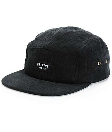 Brixton Hendrick 5 Panel Hat
