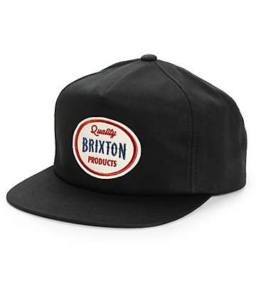 Brixton Henry Snapback Hat
