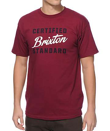 Brixton Moreno T-Shirt