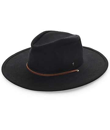 Brixton Ranger II Black Hat
