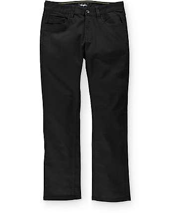 Brixton Reserve Black Jeans