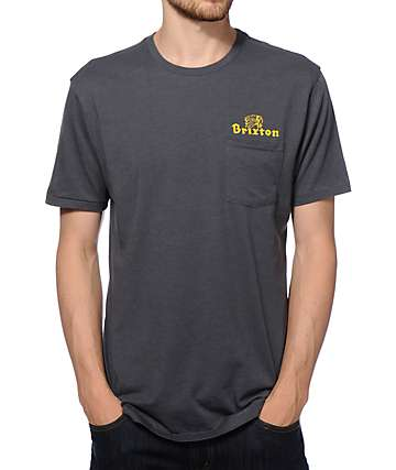 Brixton Tanka Pocket T-Shirt