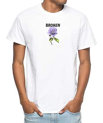Broken Promises Thornless camiseta blanca