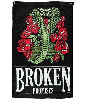 Broken Promises Venomous Banner