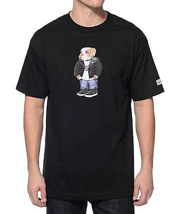 Brooklyn Projects Pup Black T-Shirt