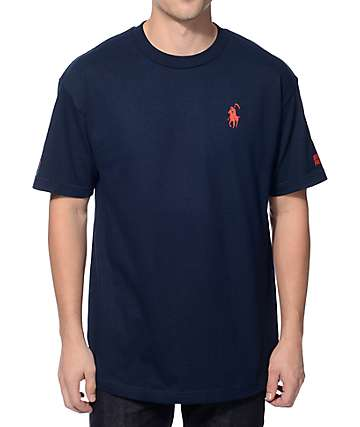 Brooklyn Projects Reaper Navy T-Shirt