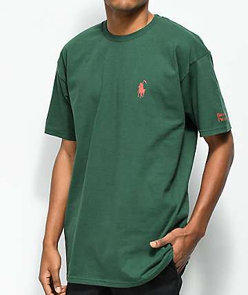 Brooklyn Projects Reaper OG Dark Green T-Shirt