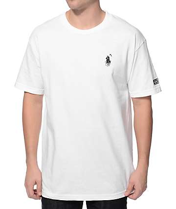 Brooklyn Projects Reaper White T-Shirt
