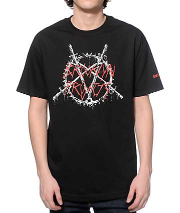 Brooklyn Projects x Slayer Pentagram T-Shirt