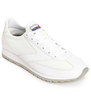 Brooks Vanguard All White Women's Shoes