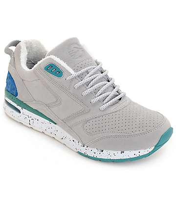Brooks x Casual Industrees Fusion Grey Shoes