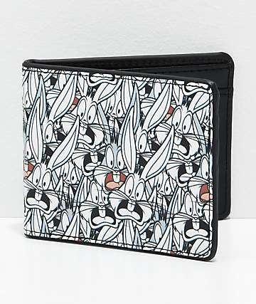 Buckle-Down Bugz Stacked Bi-Fold Wallet
