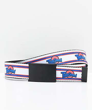 Buckle Down Tune Squad Web Belt