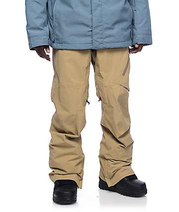 Burton AK Gore-Tex 2L Cyclic Kelp Snowboard Pants