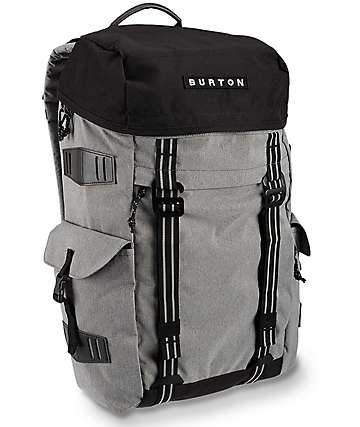 Burton Annex Heather Grey 28L Backpack