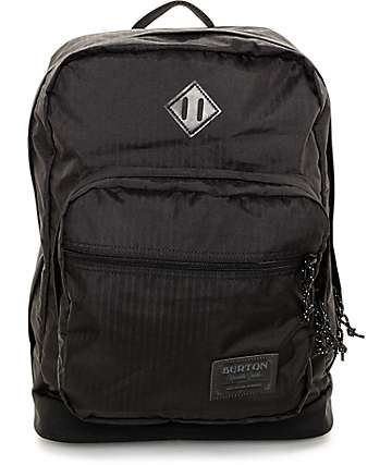 Burton Big Kettle Black Triple Ripstop 26L Backpack