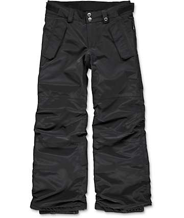 Burton Boys Parkway True Black Snowboard Pants