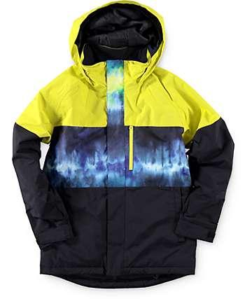 Burton Boys Symbol Surf Stripe 10K Snowboard Jacket