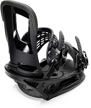 Burton Cartel EST Black Snowboard Bindings