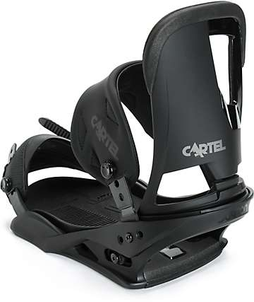 Burton Cartel RE Flex Snowboard Bindings
