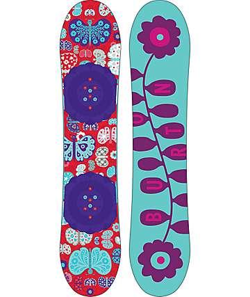 Burton Chicklet 130cm Womens Snowboard
