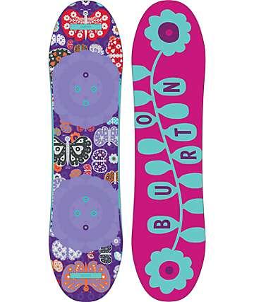 Burton Chicklet 80cm Girl's Snowboard