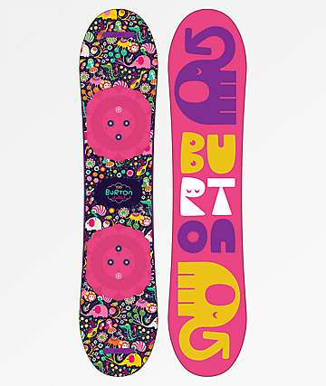 Burton Chicklet Youth Snowboard