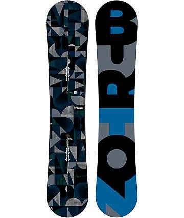 Burton Clash 157cm tabla ancha de snowboard