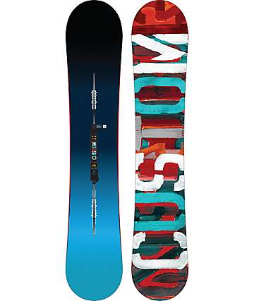 Burton Custom Flying V 162cm Wide Snowboard