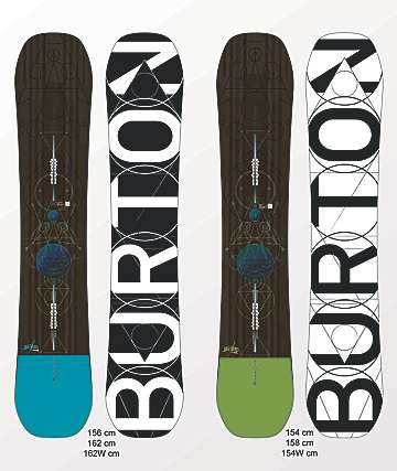 Burton Custom Flying V tabla de Snowboard