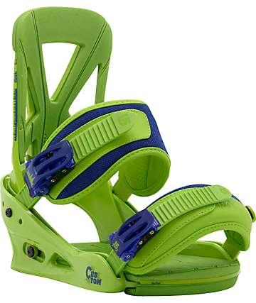 Burton Custom ReFlex Snowboard Bindings