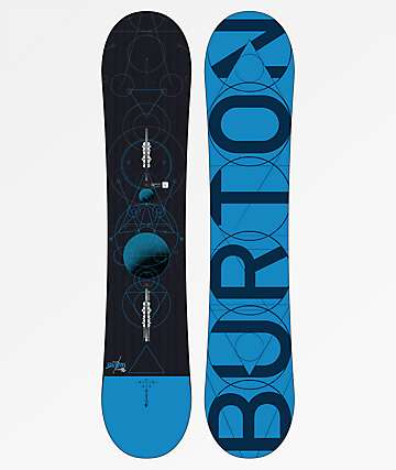 Burton Custom Smalls Youth Snowboard