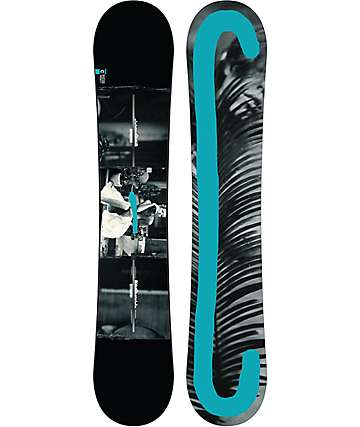 Burton Custom Twin Flying V 154cm Snowboard