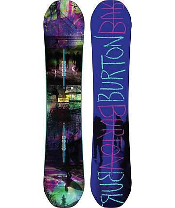 Burton Deja Vu Flying V 141cm Womens Snowboard