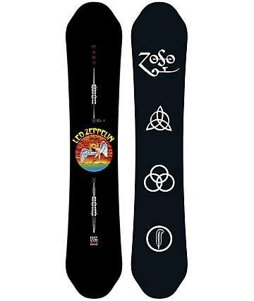 Burton Easy Livin Led Zeppelin 155cm Snowboard