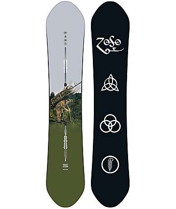 Burton Easy Livin Led Zepplin 158cm Snowboard