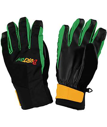 Burton Empire GORE-TEX Rasta Gloves