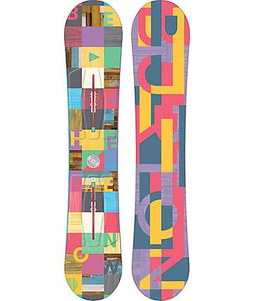 Burton Feather 144cm Womens Snowboard
