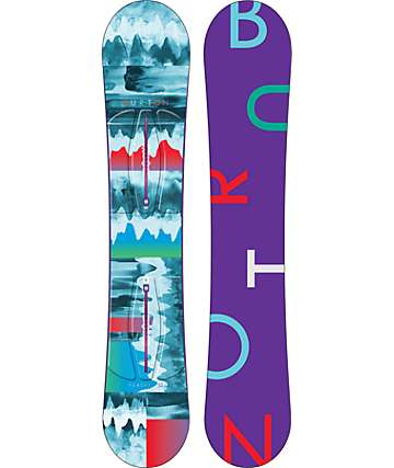 Burton Feather 152cm Womens Snowboard