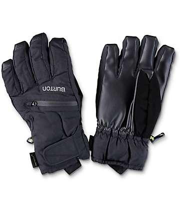 Burton GORE-TEX guantes under de snowboard en negro